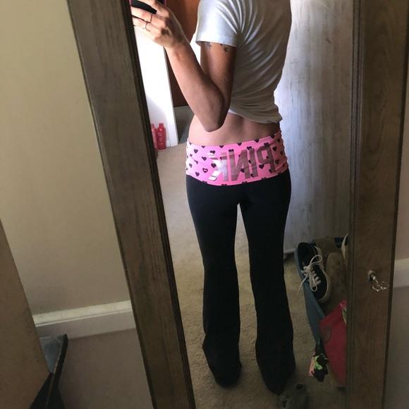 6cd9a815eac83a PINK Victoria's Secret Pants | Victoria Secret Pink Yoga Size Xs ...